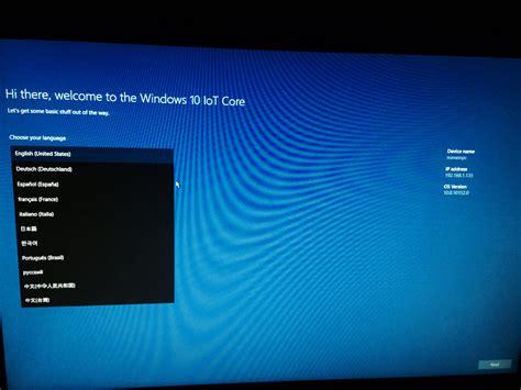 installing windows 10 iot core on a raspberry pi 2 paul