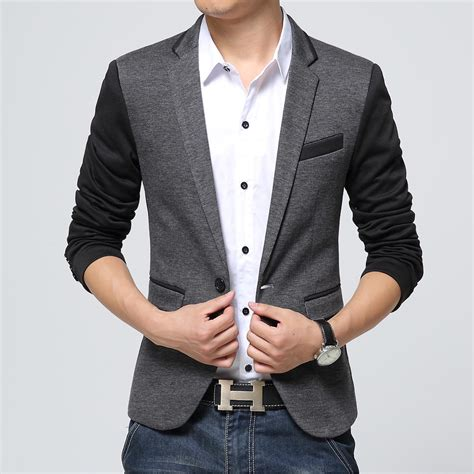 latest design in jacket wholesale new style men blazer 2016 suit men brand casual