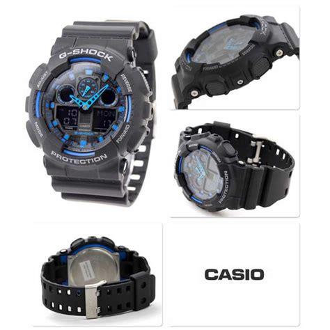 G Shock Ga 100 Merah jual gshock ga 100 baru jam tangan terbaru murah lengkap