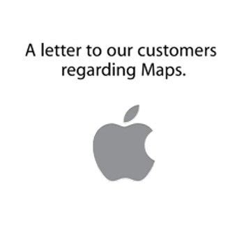 Apple Customer Letter News Apple Ceo Issues Open Letter To Customers On Maps