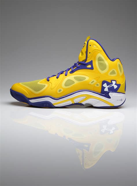 stephen curry s ua anatomix spawn quot away quot shoes the bmf