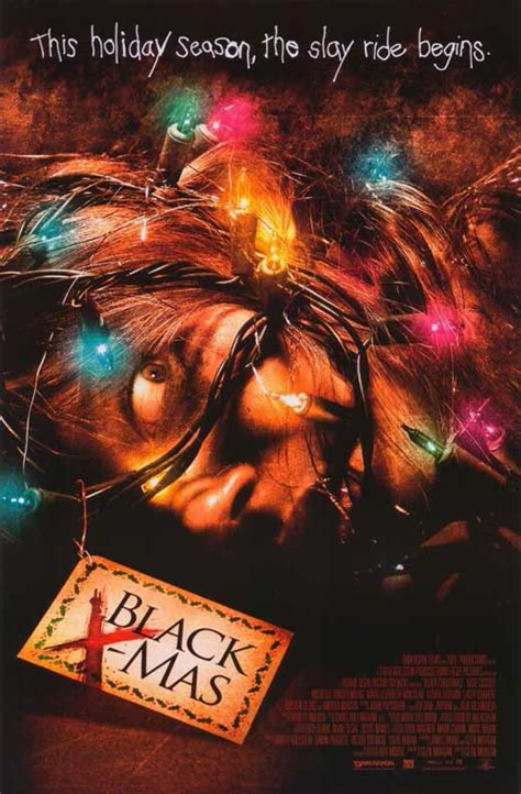 black christmas movie posters from movie poster shop