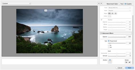 lightroom tutorial watermark how to add watermarks in lightroom capturelandscapes