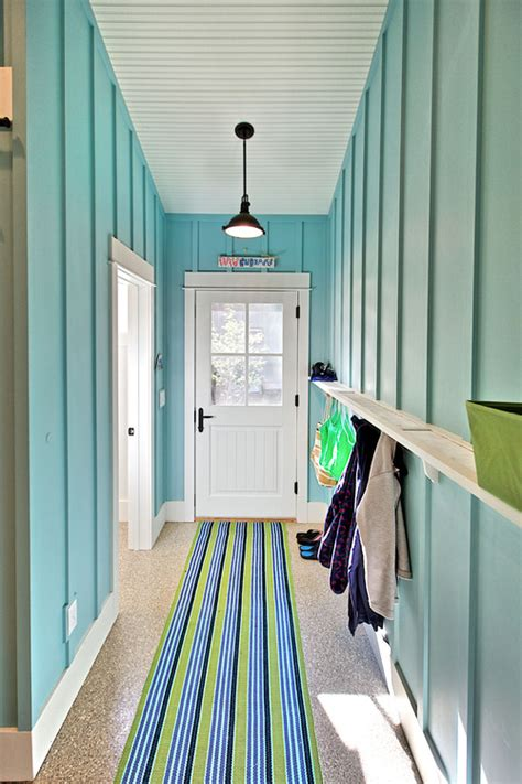 turquoise hallway country entrance foyer peter hallway decorating ideas town country living