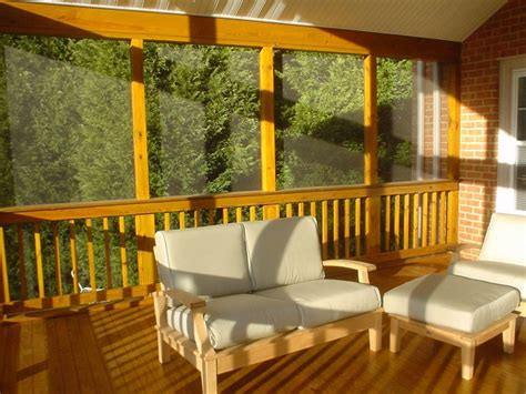 want to convert your deck to a porch suburban boston decks and a deck converted into a screened porch southern porch