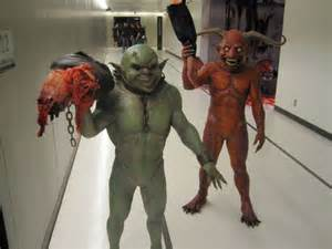 dismemberment goblins the cabin in the woods wiki