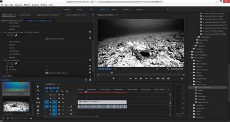 adobe premiere pro audio effects adobe premiere pro review 2017 powerful but not perfect