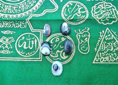 1 Set Batu Akik pusaka alam ghaib dan mistik set batu akik istimewa pada