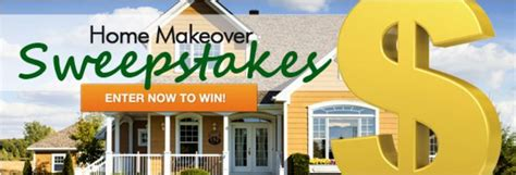 home makeover sweepstakes home makeover pj fitzpatrick