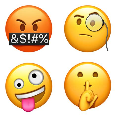 iphone emojis check out the new ios 11 1 emoji for iphone and