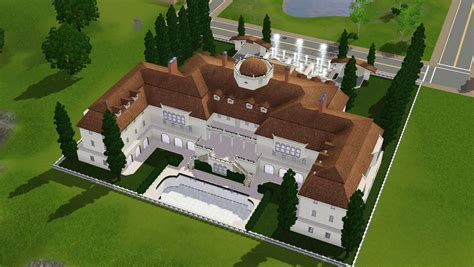 sims 3 luxury mansion by ramborocky on deviantart sims 3 luxury mansion by ramborocky on deviantart