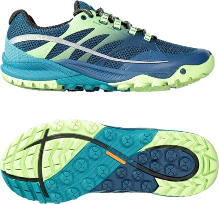 rei womens trail running shoes merrell all out charge trail running shoes s rei