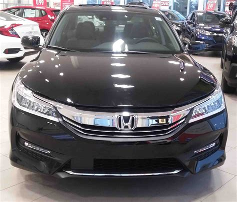 Accord Touring 2017 by Showroom Showoff 2017 Accord Touring Dow Honda