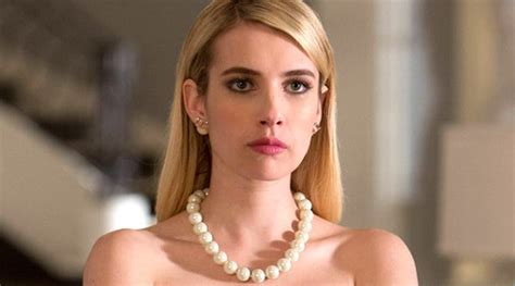 emma roberts film list emma roberts to return for scream queens 2 the indian