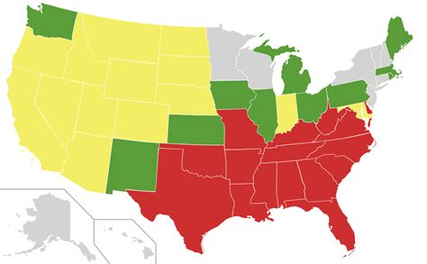 united states marriage map marriage in the united states
