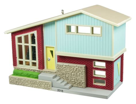Split Houses by Hallmark Keepsake 2016 Nostalgic Houses Amp Shops Split