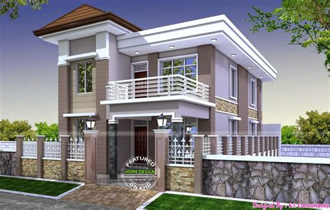 house designing glamorous houses designs by s i consultants home design