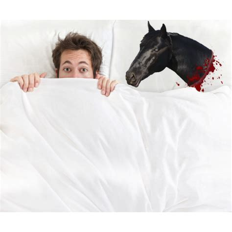 godfather horse head pillow horse head pillow case shut up and take my money