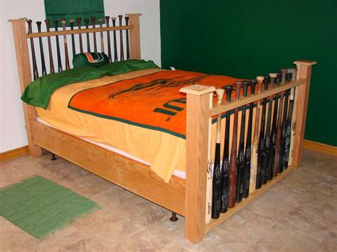 baseball bat bed 17 best ideas about baseball bat headboard on pinterest