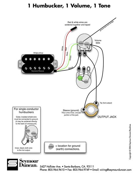 single humbucker guitar wiring diagrams 28 images mod