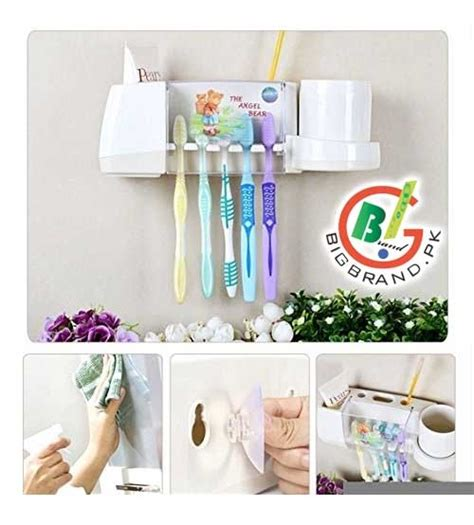 Wall Suction Toothbrush Holder wall mounted toothbrush holder stand with suction cup