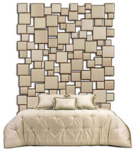 headboard squares upholstered squares head board contemporary headboards
