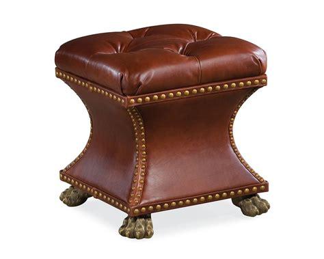 Thomasville Ottoman Bijou Ottoman Leather Thomasville Furniture