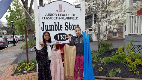 the glass slipper boutique rahway students make special delivery to the glass slipper