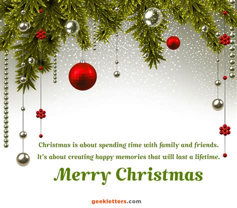 christmas wishes  quotes  messages  geek letters