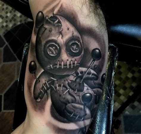 voodoo doll tattoos 80 best voodoo images on middle fingers