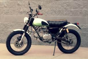 Honda Scrambler For Sale Honda Sl70 Scrambler Way2speed