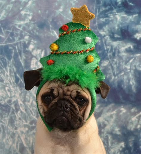 pug christmas tree by dapuglet on deviantart