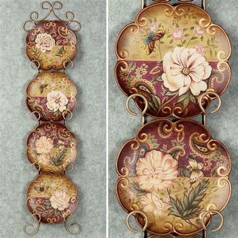 decorative plates wall natures decorative ceramic plate set