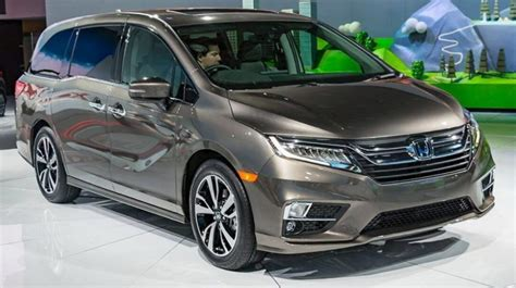 2020 Honda Odyssey Release Date by 2020 Honda Odyssey Release Date Features Interior
