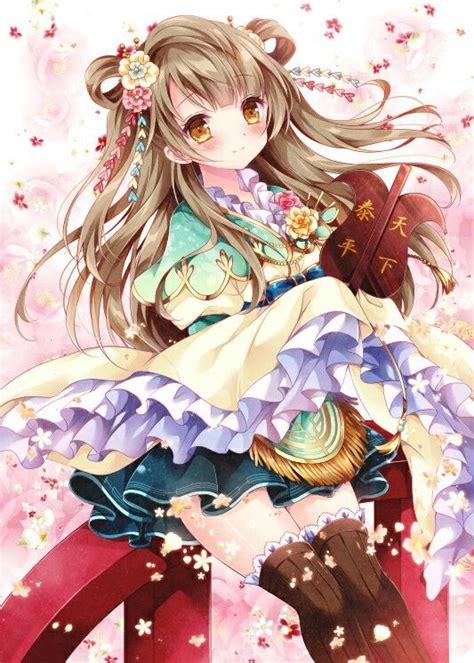 Kaos Kotori Minami 55 Live Muse Hobiku Anime 302 best live ラブライブ images on anime anime characters and beautiful