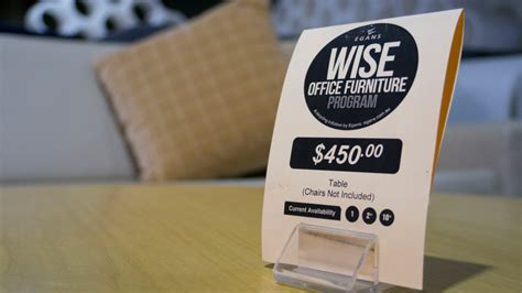 tag furniture visit our wise office furniture showrooms egans a shift in thinking