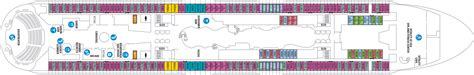 of the seas floor plan deck plans harmony of the seas