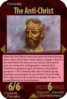 illuminati antichrist illuminati card the antichrist photo by darklie1