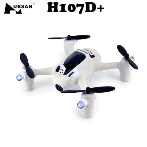 Drone Hubsan hubsan h107d x4 plus 2 4ghz fpv mini drone rc quadcopter