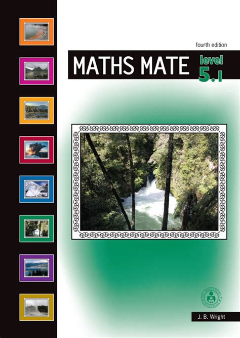 kayleb mated to the volume 6 books maths mate level 5 1 maths mate