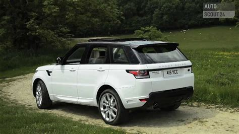 Autoscout It 24 by Test Range Rover Sport 2013 Autoscout24 Youtube
