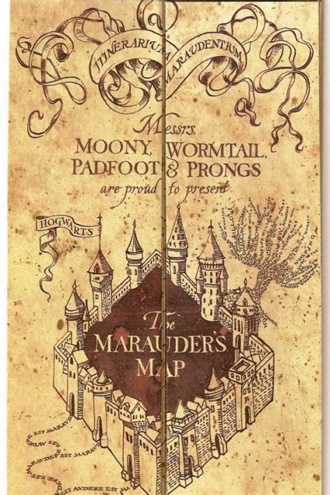 marauders map iphone marauders map and maps