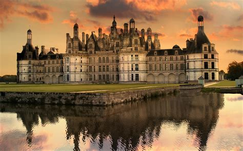 famous wallpapers famous french chateau wallpaper