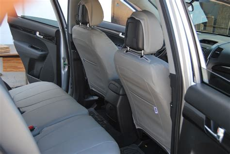 kia seat covers 2014 iggee s leather custom fit seat cover for 2014 2015 kia