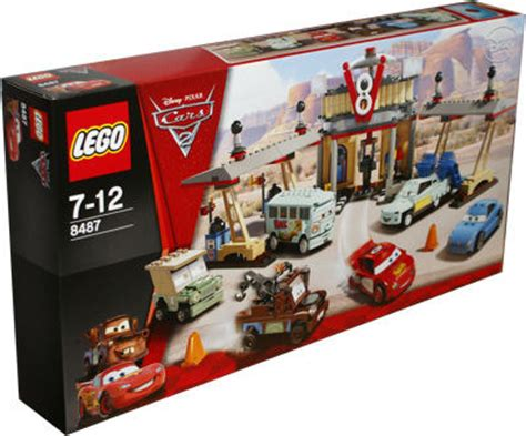 Lego 8487 Cars Flos V8 Cafe lego cars 8487 flo s v8 caf 233 miwarz de spielzeug berlin teltow