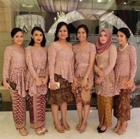 Cdf Sabrina Drs Hitam Dress model kebaya seragam trend 2018 untuk pernikahan acara