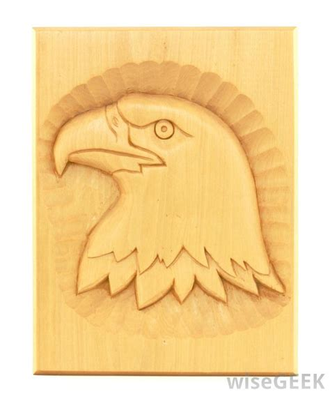 what is wood carving with pictures