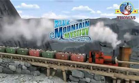 blue mountain mystery the 2012 blue mountain mystery the tank engine and friends