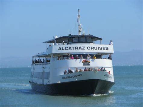 boat tour to alcatraz the boat picture of alcatraz island san francisco