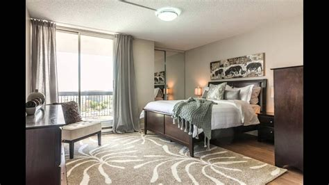 home staging  model suite  seniors apartment building youtube